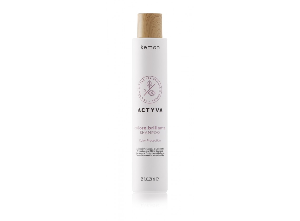 Shampooing Color Brilliante Actyva
